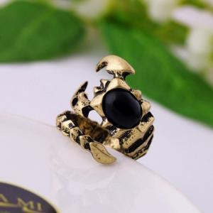 Scorpion Shape Wrap Ring