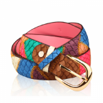 Colorful Leather Belts